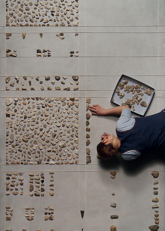 Archäologiemuseum Graz/Arheološki muzej Graz - Otvorenje izložbe 'Početak vremena. Nalazi iz kamenog doba iz špilje Repolust' Fotografiju stupio: Archäologiemuseum Graz.