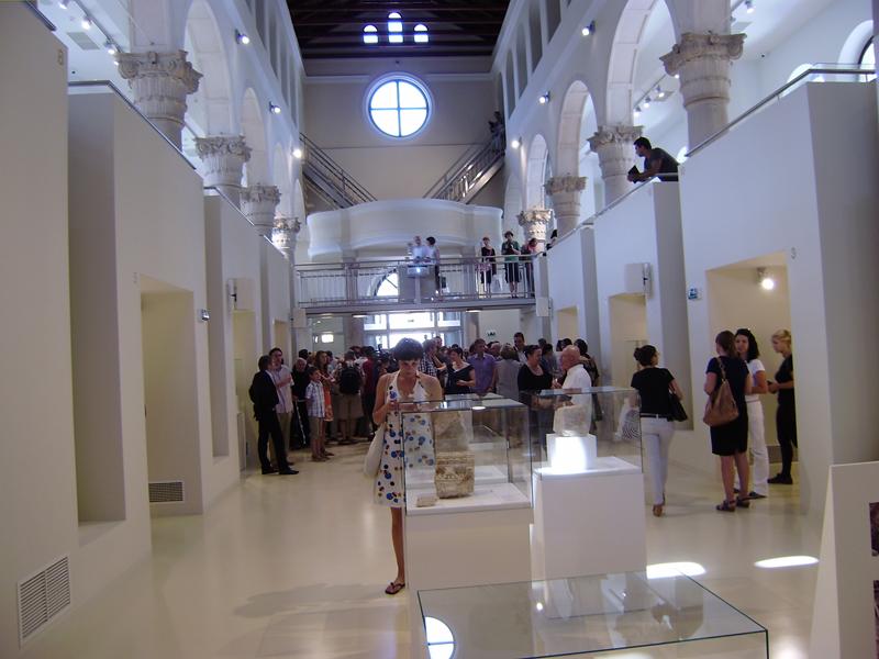 AMI - Otvorenje izložbe 'Pula - rađanje grada'. Autor: Robert Jukić.