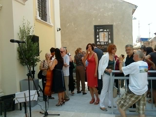 AMI - Otvorenje muzejsko-galerijskog prostora 'Ssveta srca'. Autor: Ada Jukić.