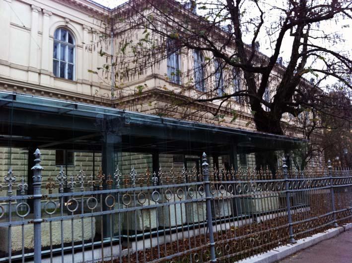 Narodni muzej Slovenije. Autor: VJB.