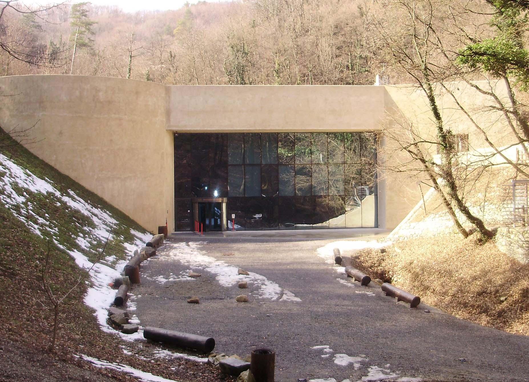 Muzej krapinskih neandertalaca. Autor: Robert Tabula.