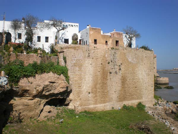 Maroko, Rabat - Oudaia Kasbah.