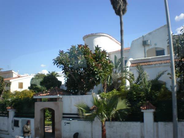 Maroko, Casablanca - Luksuzna četvrt Anfa.