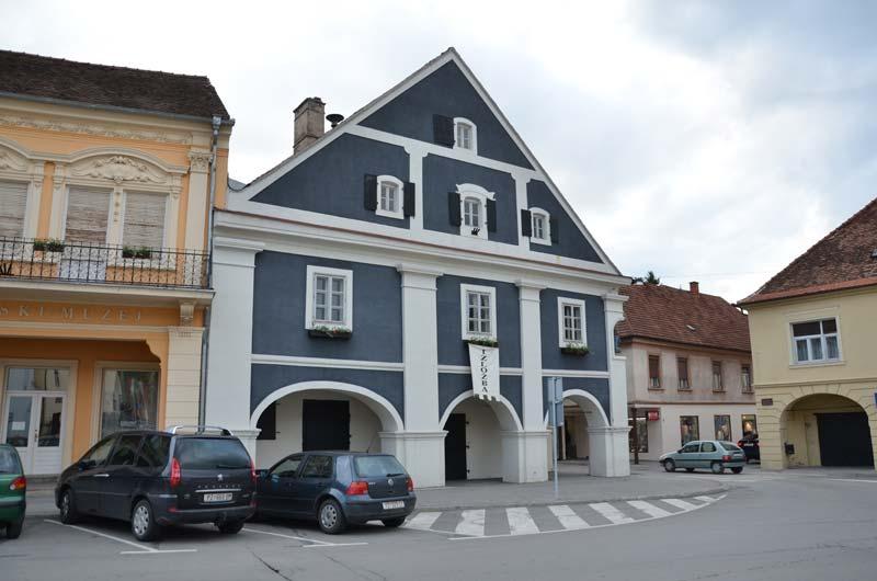 Gradski muzej Požega. Autor: Vendi Jukić Buča.