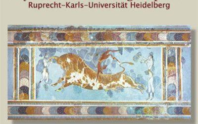FFZG – Egejski seminar – Diamantis Panagiotopoulos 'Minoan Bull-Leaping Anatomy of an Athletic Ritual'