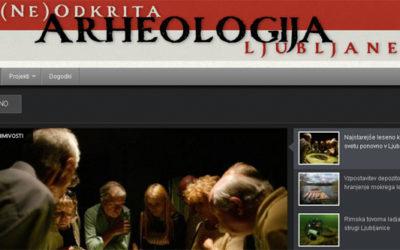 Portali – (Ne)Odkrita arheologija Ljubljane (SLO)