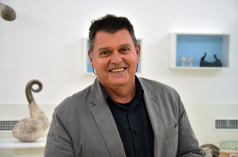 Dr. sc. Ivo Fadić, ravnatelj Muzeja antičkog stakla u Zadru. Foto: VJB.