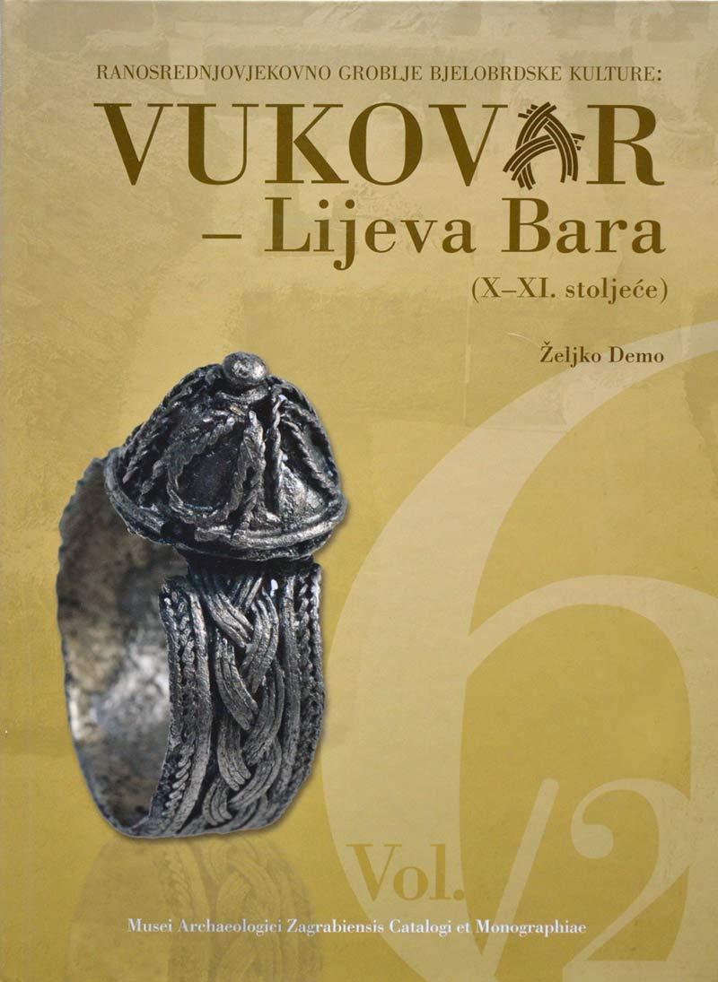 Monografija - Željko Demo 'Ranosrednjovjekovno groblje bjelobrdske kulture: Vukovar - Lijeva Bara (X-XI. stoljeće)' - Dio 2. Foto: VJB..