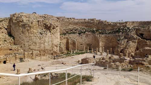 Izraelski muzej u Jeruzalemu - Izložba 'Herod the Great: The King's Final Journey' - Herodion. Foto: Kristina Dragčević.