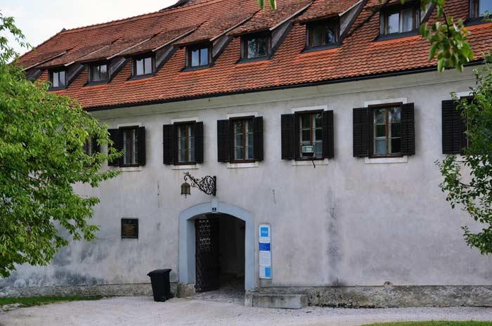 Medobčinski muzej Kamnik. Foto: VJB.