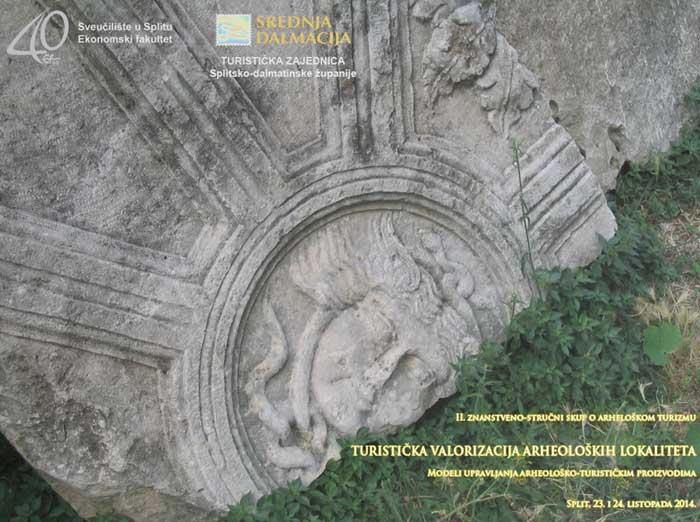 EFS | TZS - II. znanstveno-stručni skup o arheološkom turizmu 'Turistička valorizacija arheoloških lokaliteta'. Ustupio: EFS PRESS.