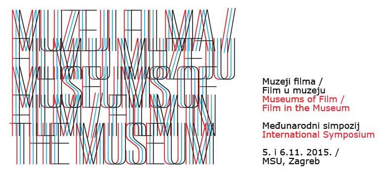 MDC - Međunarodni simpozij 'Muzeji filma – Film u muzeju' (MFFM). Ustupio: MDC PRESS.