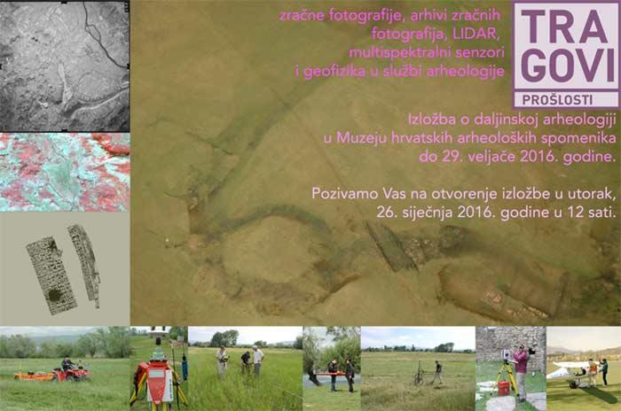 MHAS - Otvorenje izložbe 'Tragovi prošlosti'. Ustupio: MHAS PRESS.