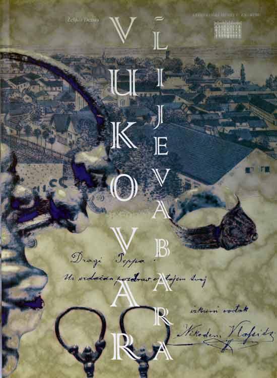 Naslovnica kataloga 'Vukovar - Lijeva Bara'. Foto: VJB.