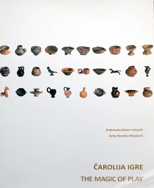 Katalog – Čarolija igre. Foto: VJB.