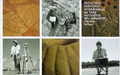 Katalog – Rezultati zaštitnih istraživanja na trasi autoceste Beli Manastir – Osijek – Svilaj [osvrt Vendi Jukić Buča]