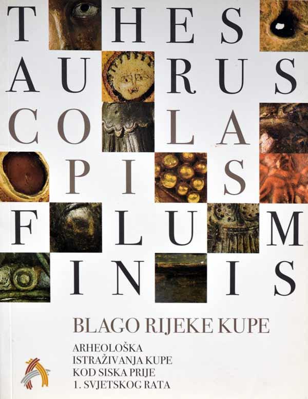 Katalog – Thesaurus Colapis fluminis. Foto: VJB.