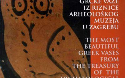 Katalog – Najljepše grčke vaze iz riznice Arheološkog muzeja u Zagrebu [osvrt Vendi Jukić Buča]