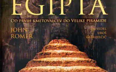 John Romer 'Zgodovina starega Egipta: od prvih kmetovalcev do Velike piramide' / 'Povijest starog Egipta: od prvih poljoprivrednika do Velike piramide' (osvrt Pavla Peterle Udovič)