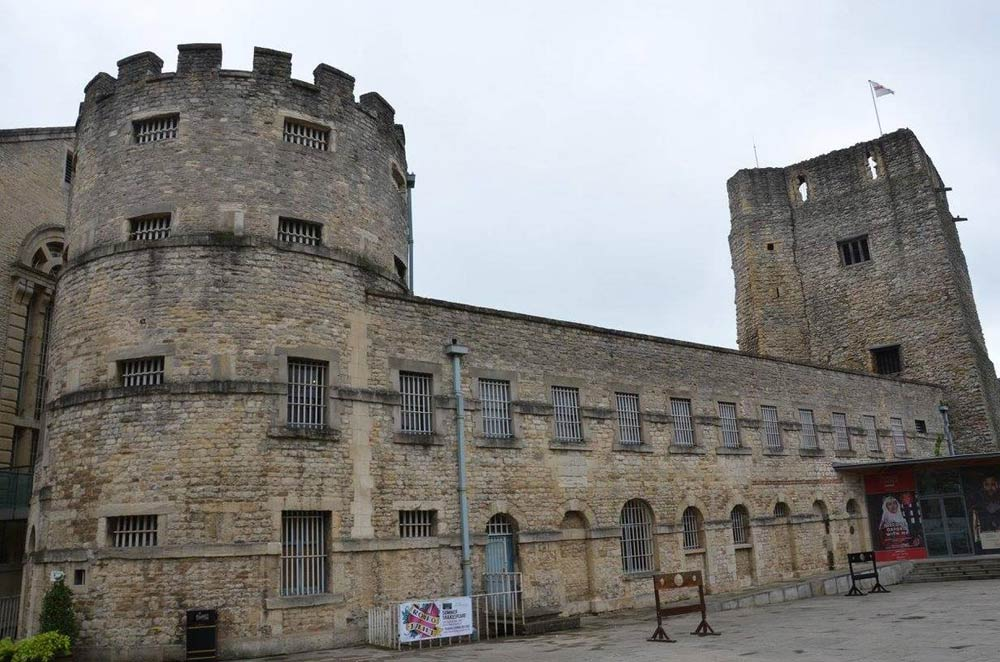 The Oxford Castle