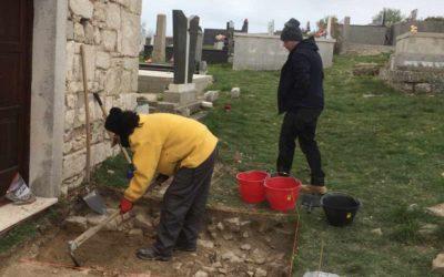 Lokaliteti – Nastavak iskopavanja na Bribirskoj glavici (PRESS)