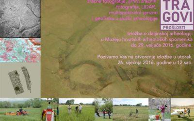 MHAS – Otvorenje izložbe 'Tragovi prošlosti' (PRESS)