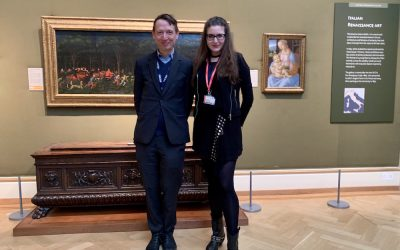 Interview – Dr Alexander Sturgis, the director of the Ashmolean Museum